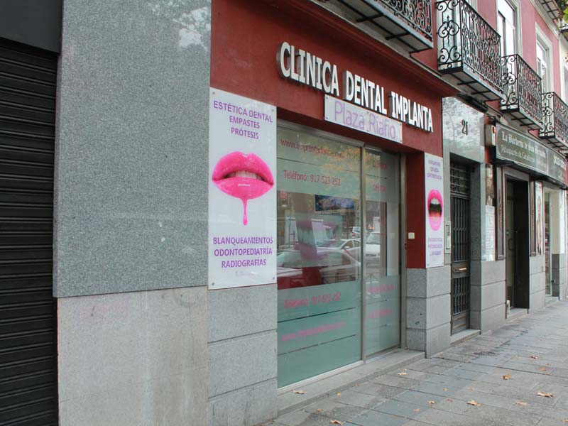 ,  estetica dental Moncloa